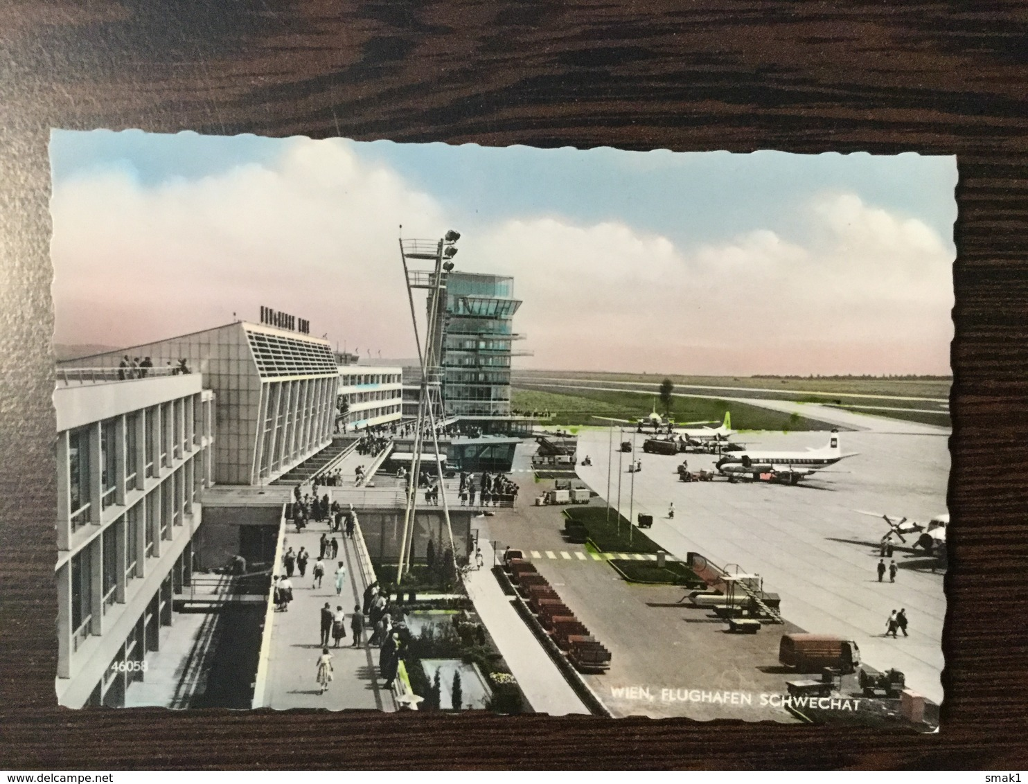 AK  AERODROME  AIRPORT  WIEN - Aerodrome