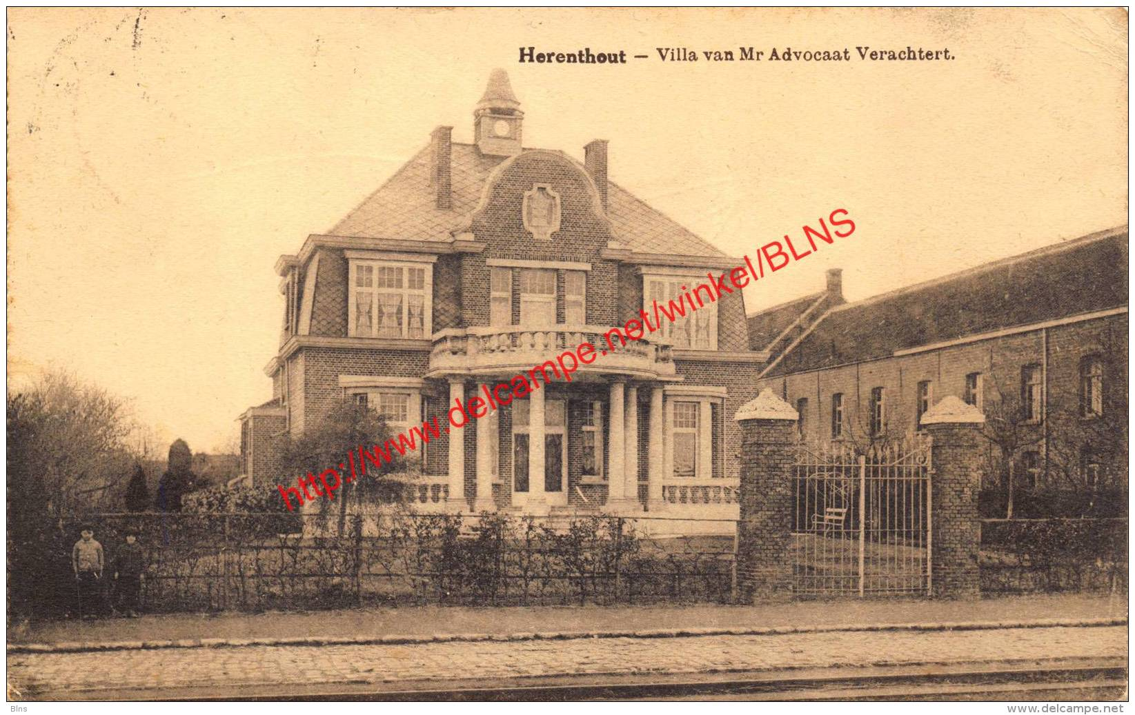 Villa Van Mr Advocaat Verachtert - Herenthout - Herenthout