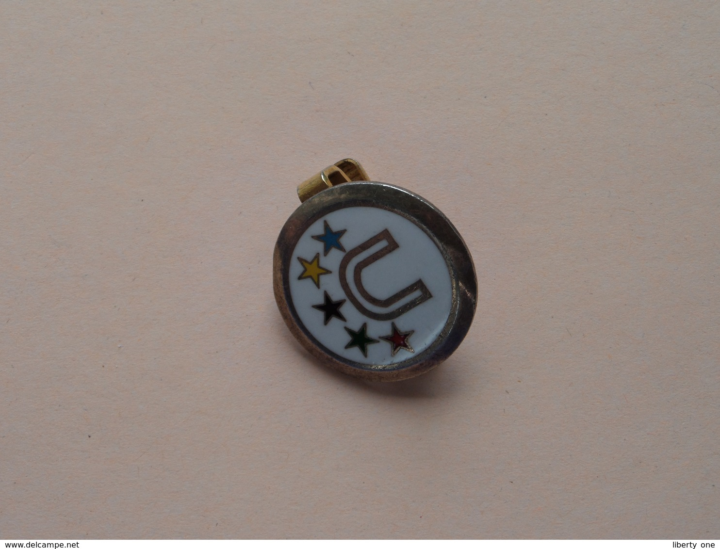 U ***** With Compliment To K. KITAZAWA ( Zie Foto ) Pin - Brooch - Speld ! - Pin
