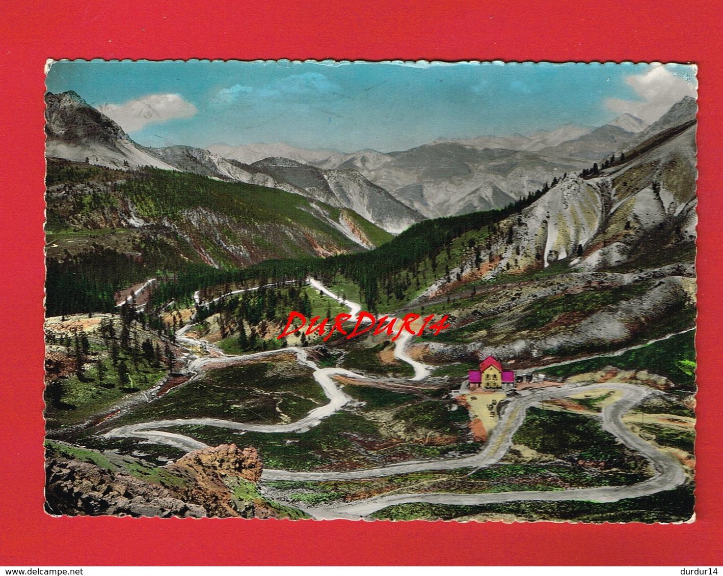 [05] Hautes Alpes > COL D'IZOARD Le Refuge Napoléon - France