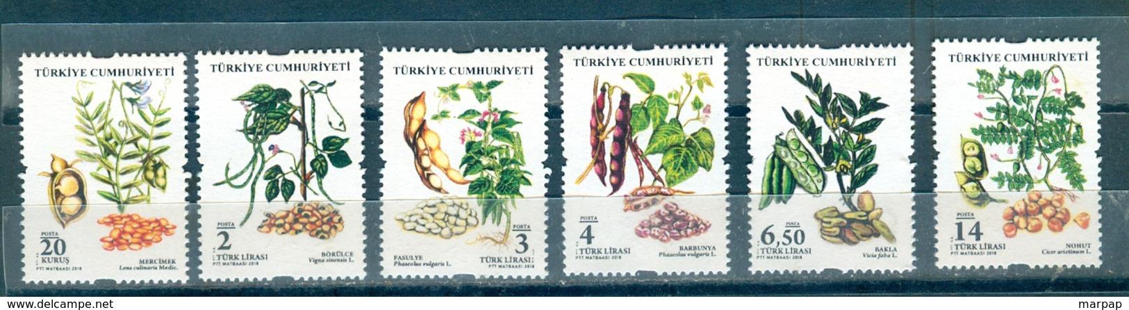 Turkey, 2018 Issue, MNH - 1921-... República