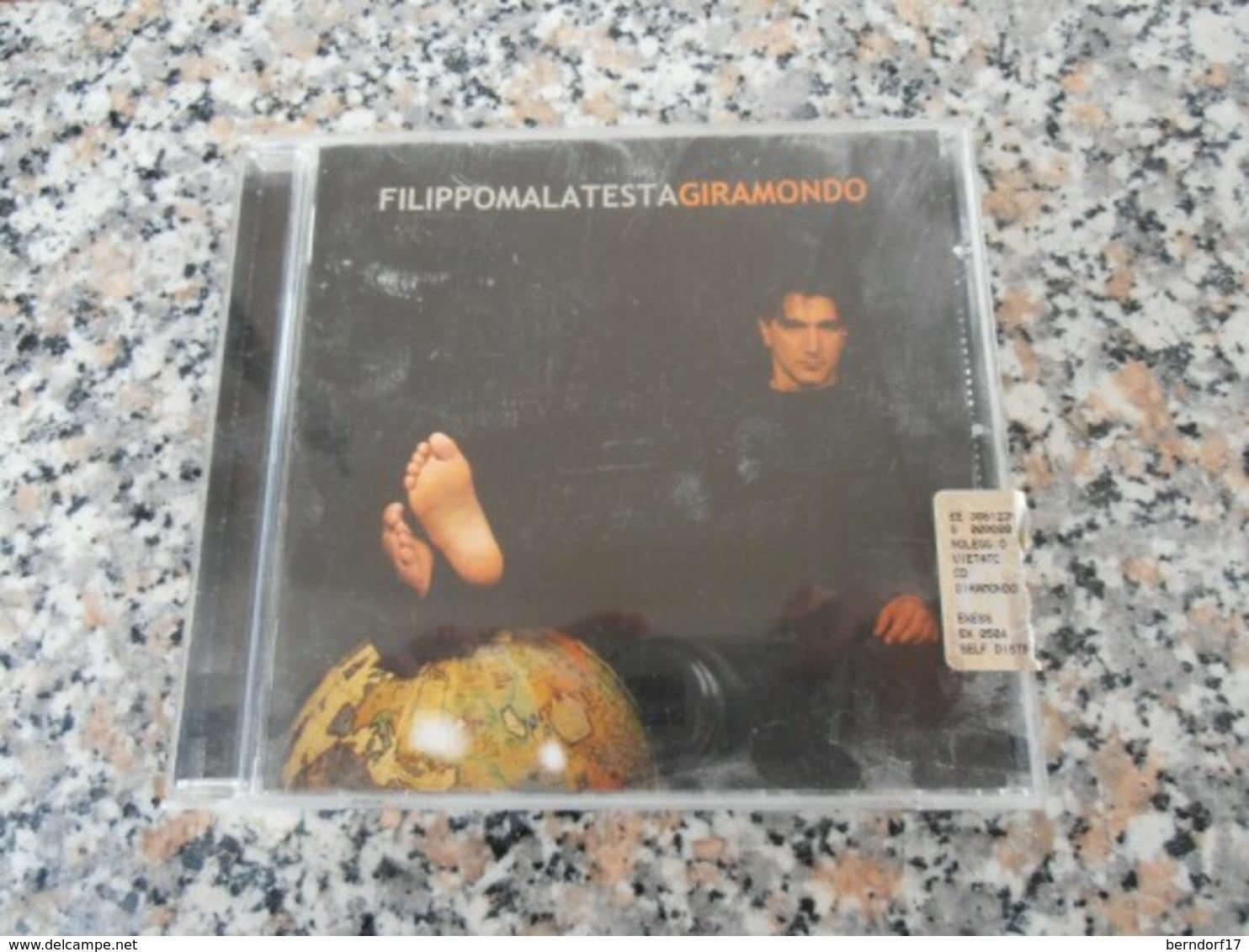 Filippo Malatesta - Giramondo - CD - Disco, Pop