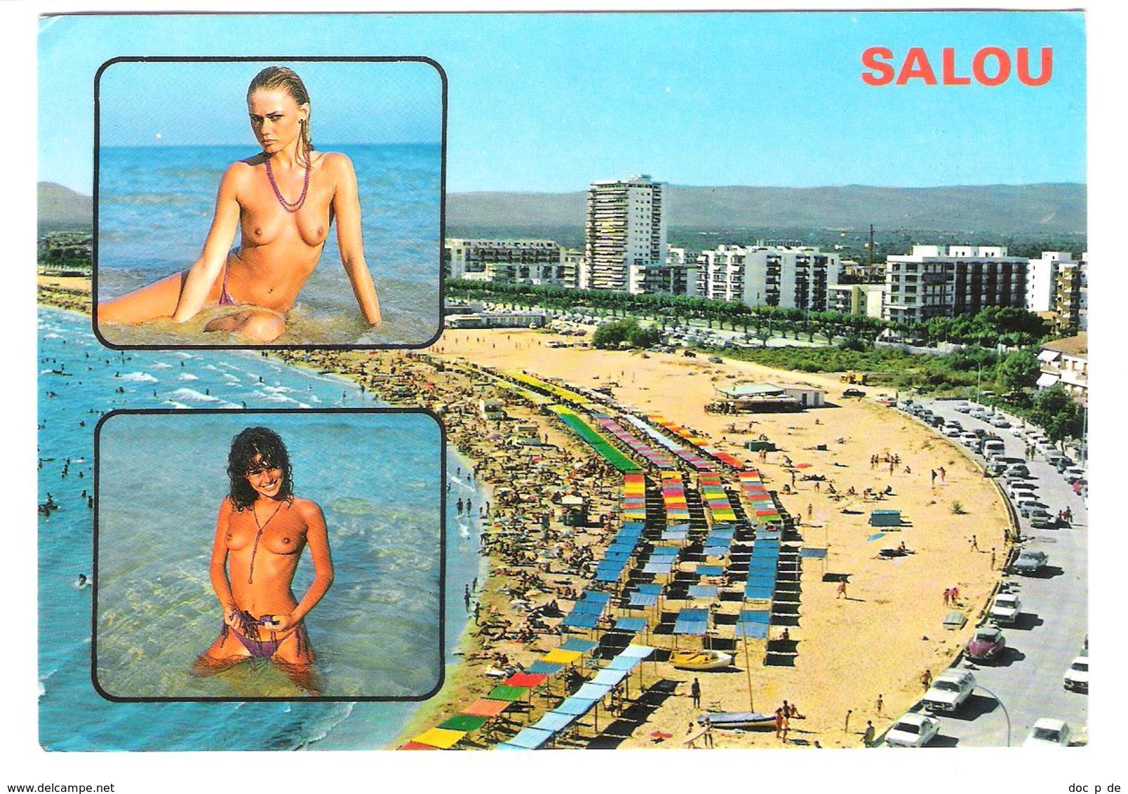 Spain - PIN UP - Femme - Nue Girl - Woman - Frau - Erotic - Erotik - Nackt - Pin-Ups