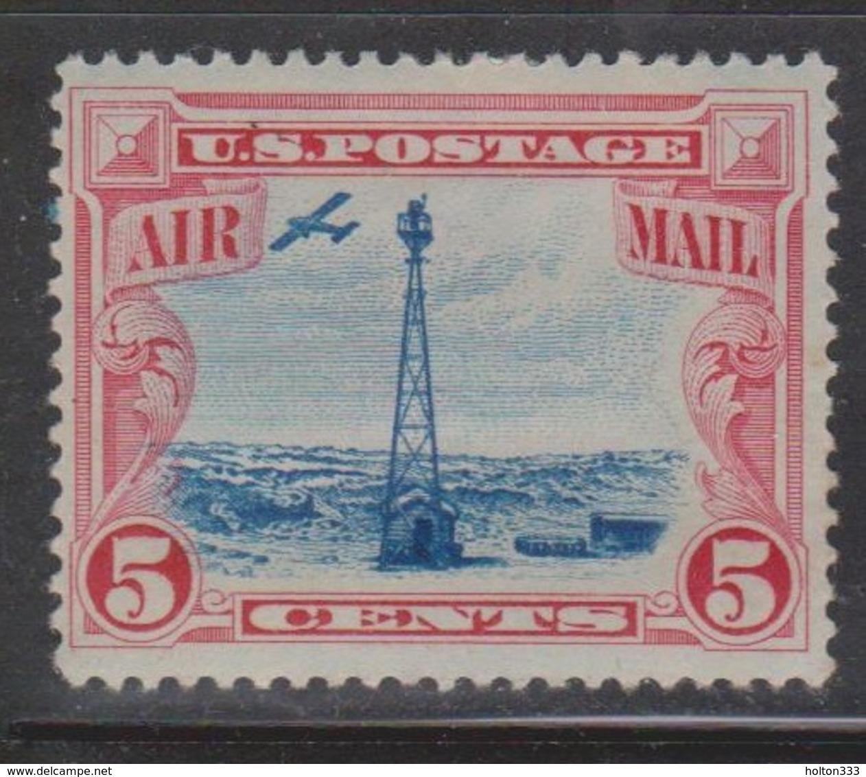 UNITED STATES Scott # C11 MH - Airmail - Air Mail