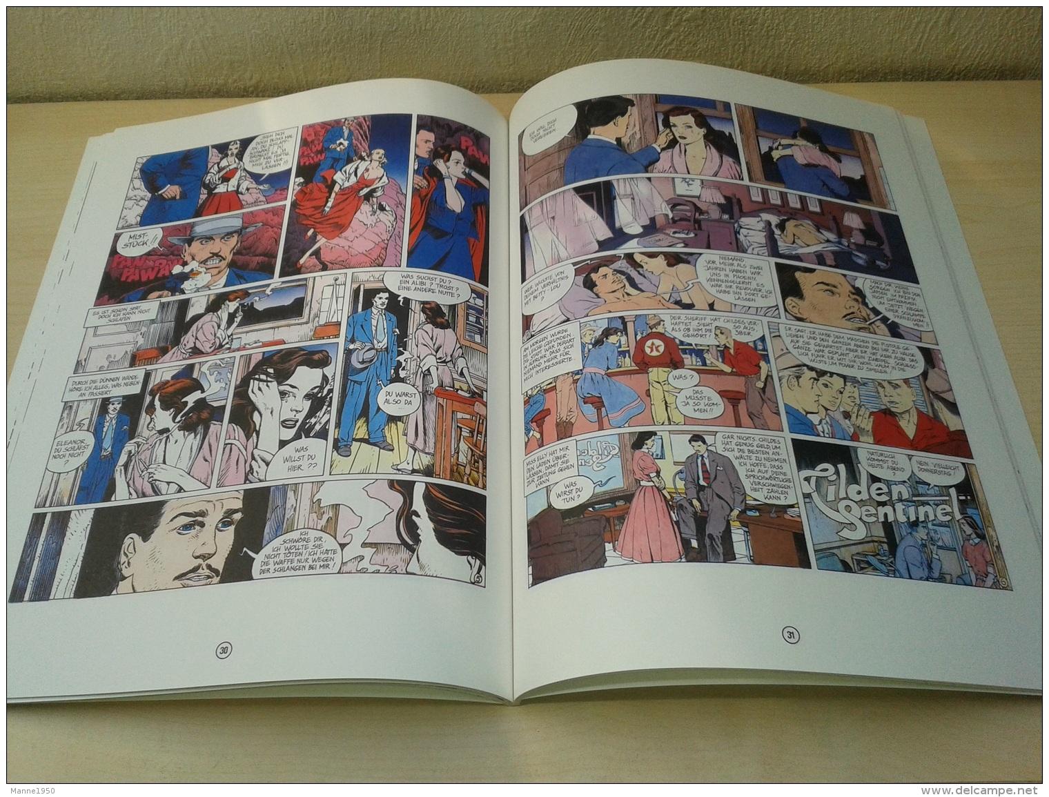 Carlsen Comics - America ! America ! 1 Auflage 1992 - Livres, BD, Revues