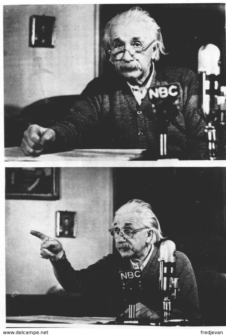 Albert Einstein / 1950 - Premi Nobel