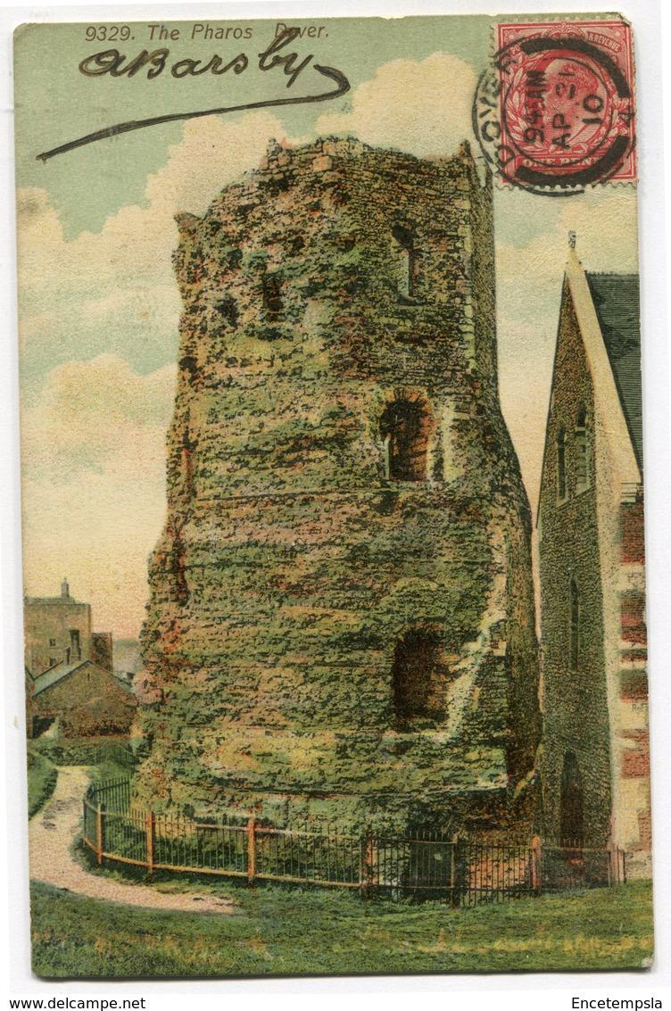CPA - Carte Postale - Royaume-Uni - Dover - The Pharos - 1910 (CP3241) - Dover