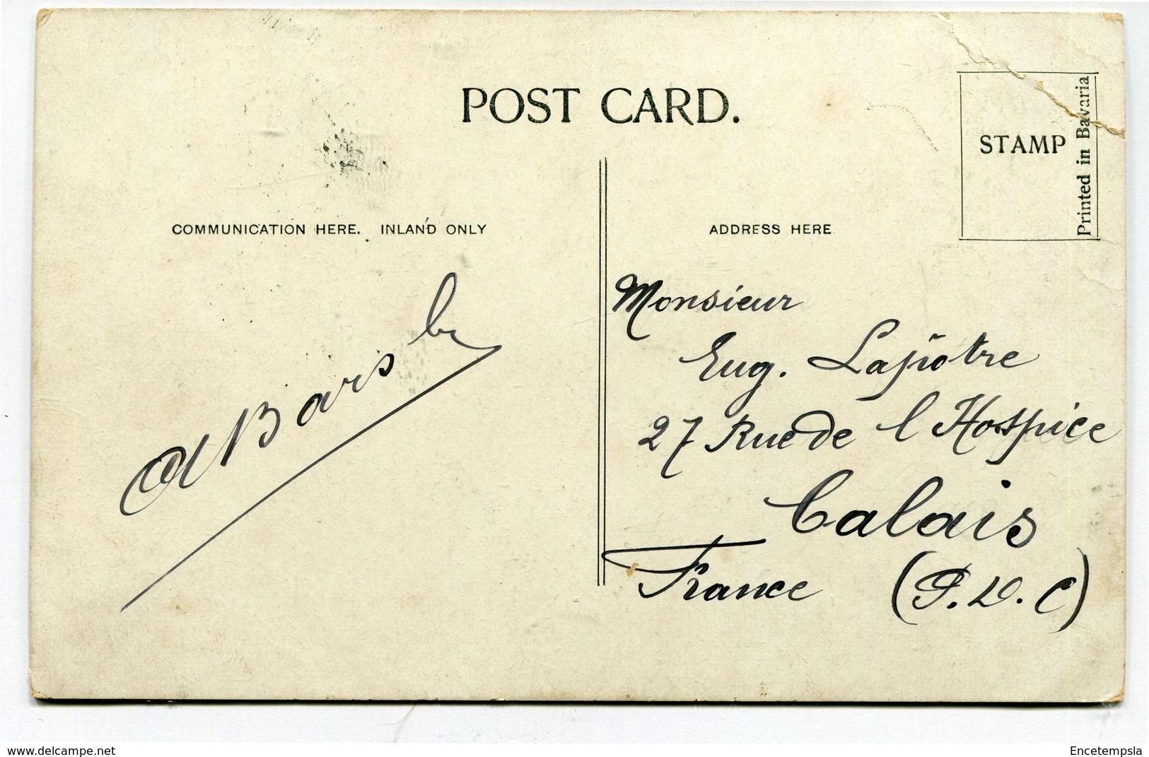 CPA - Carte Postale - Royaume-Uni - Dover - Admiralty Pier  - 1909 (CP3244) - Dover