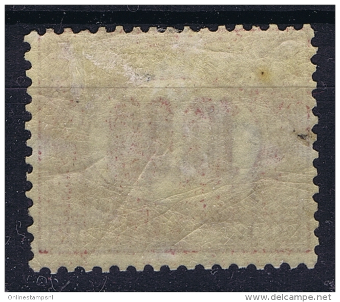 Italy  Servixio  Sa 8 Mi 8   MH/* Flz/ Charniere 1875 - Servizi