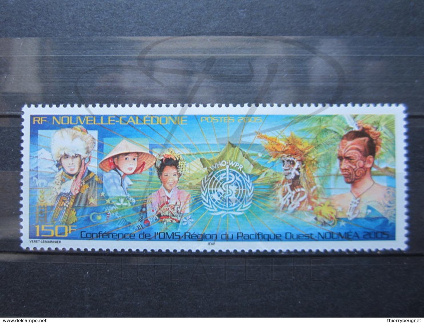 VEND BEAU TIMBRE DE NOUVELLE-CALEDONIE N° 952 , XX !!! - New Caledonia