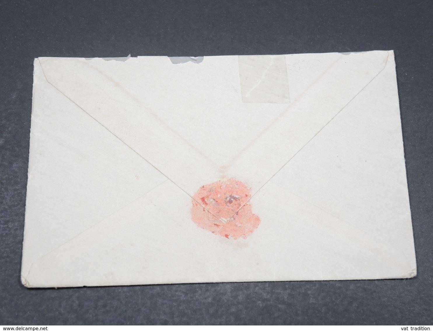 ALLEMAGNE - Enveloppe En Feldpost En 1916 - L 17250 - Germany