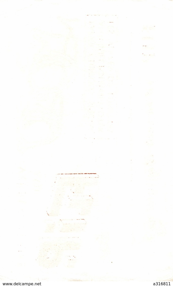 Buvard  VERRES CLAIRS AVEC FLIP - Vloeipapier