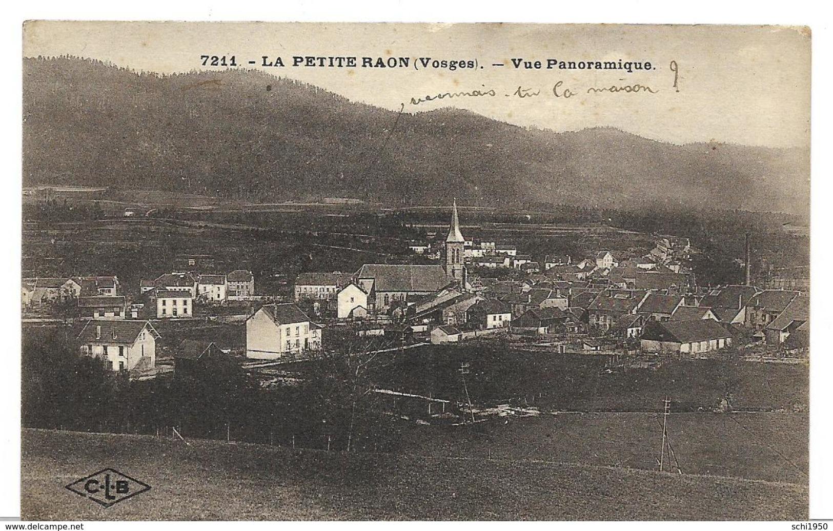 ~ JP ~ 88 ~    LA PETITE RAON      ~  VP - France