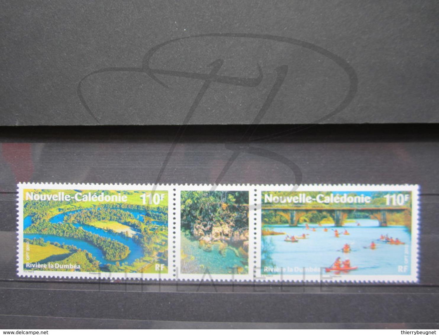 VEND BEAUX TIMBRES DE NOUVELLE-CALEDONIE N° 1094 + 1095 , XX !!! - Nueva Caledonia