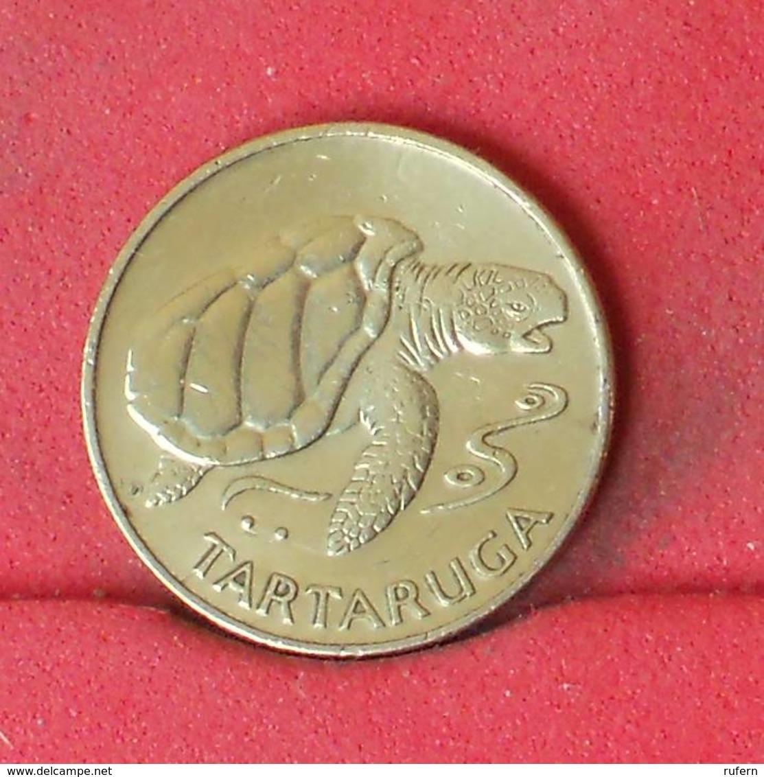CAPE VERDE 1 ESCUDOS 1994 -    KM# 27 - (Nº22947) - Cap Vert