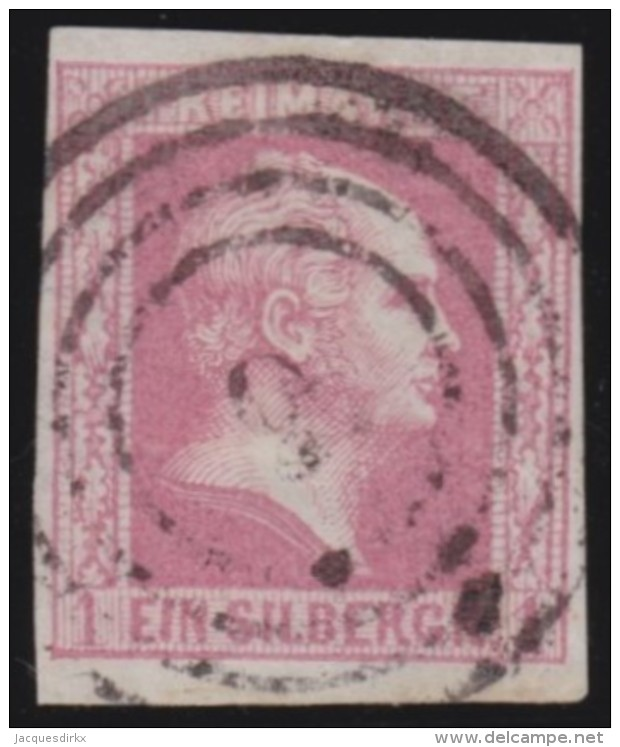 Preussen        .     Michel    .    6      .       O     .     Gebraucht - Preussen