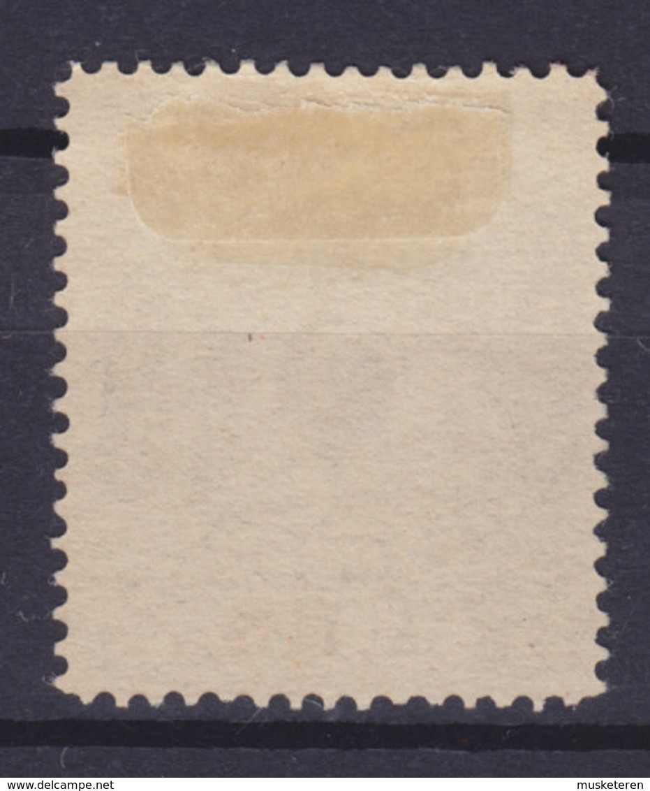 Korea 1897 Mi. 10 I/I A I Mattviolett Overprinted Aufdruck (Mi. 6 I/I Retuschierte Spätauflage Mit Aufdruck I) (2 Scans) - Korea (...-1945)