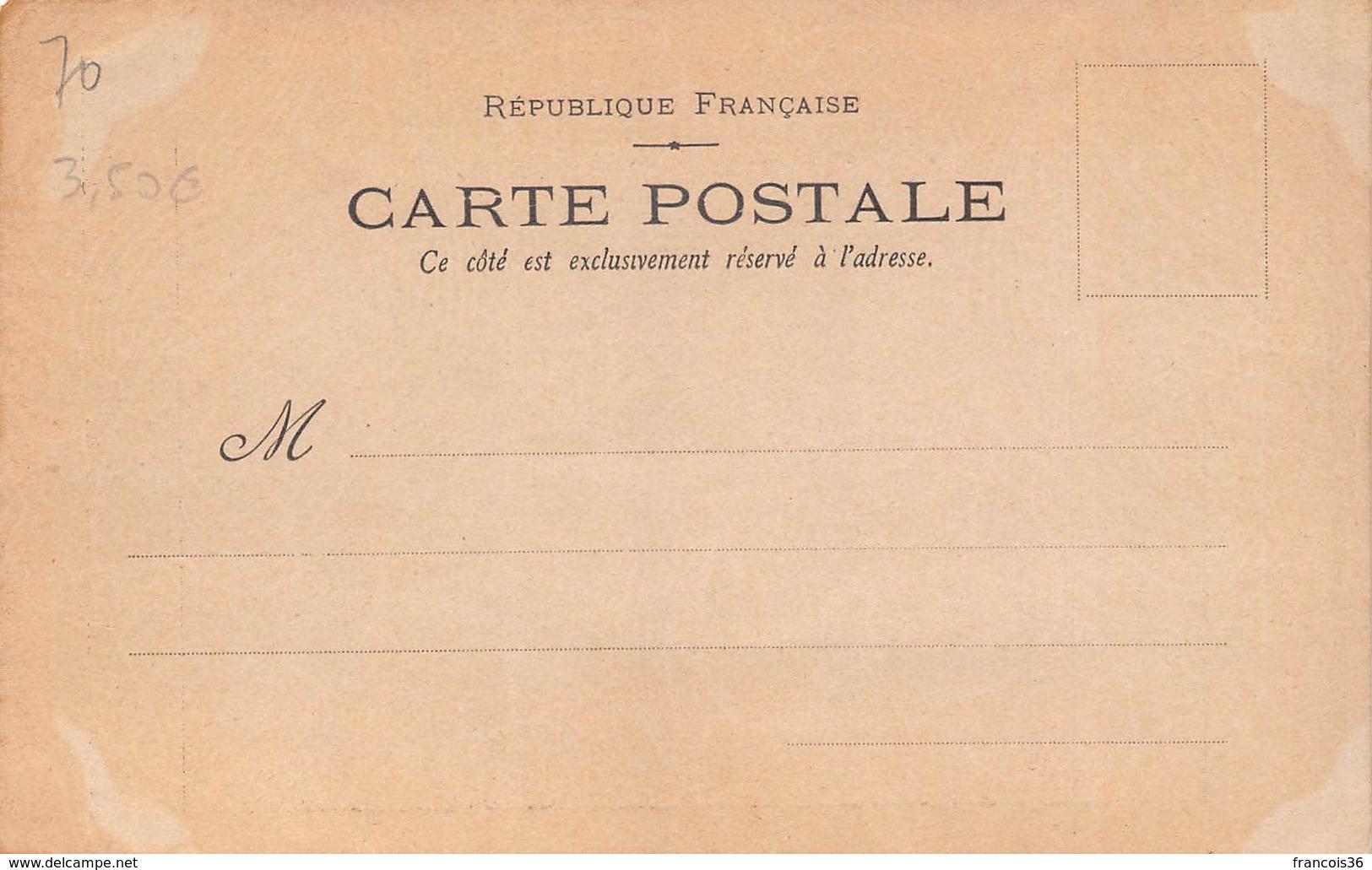 Phénomènes Scientifiques - Gypska La Gitane & Le Mage Oranoff - Cartes Postales