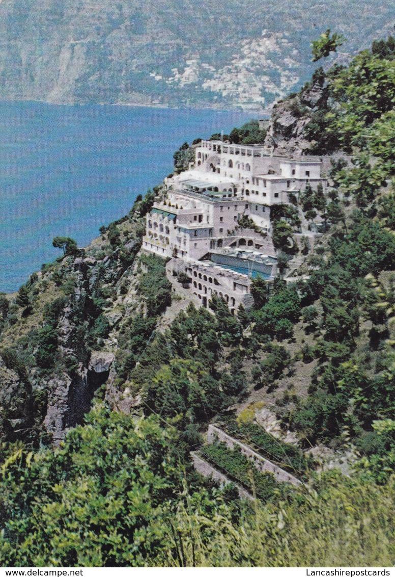 Postcard Grand Hotel Tritone Praiano Salerno Italy My Ref  B22616 - Salerno
