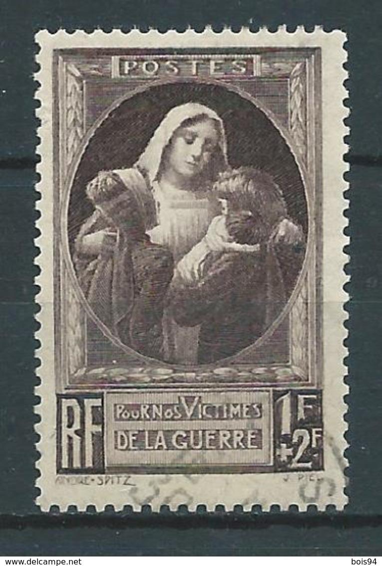 FRANCE 1940 . N° 465 . Oblitéré . - France