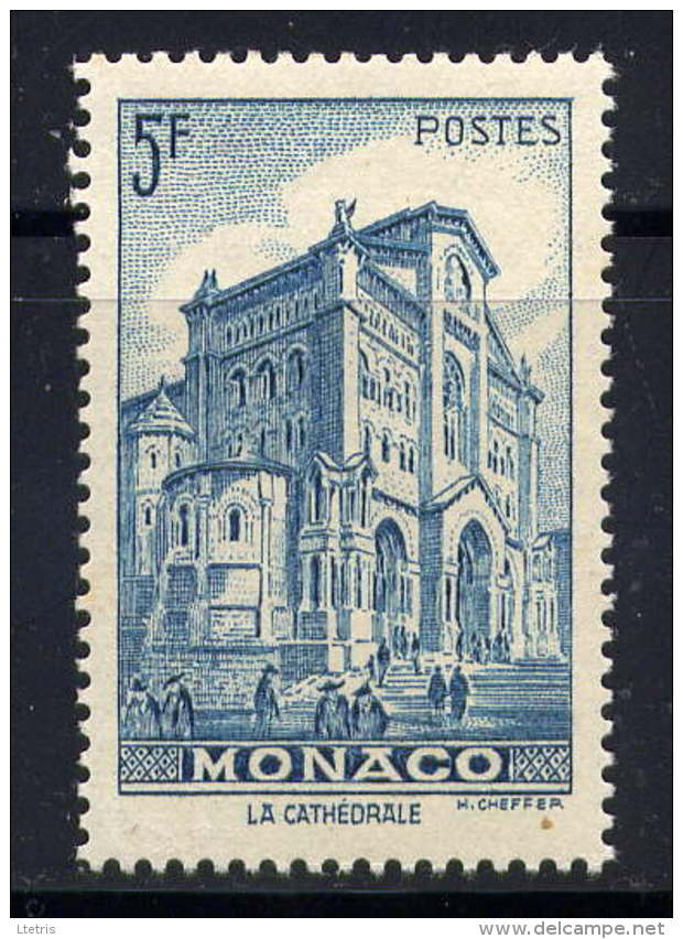 MONACO - 181** - CATHEDRALE DE MONACO - Monaco