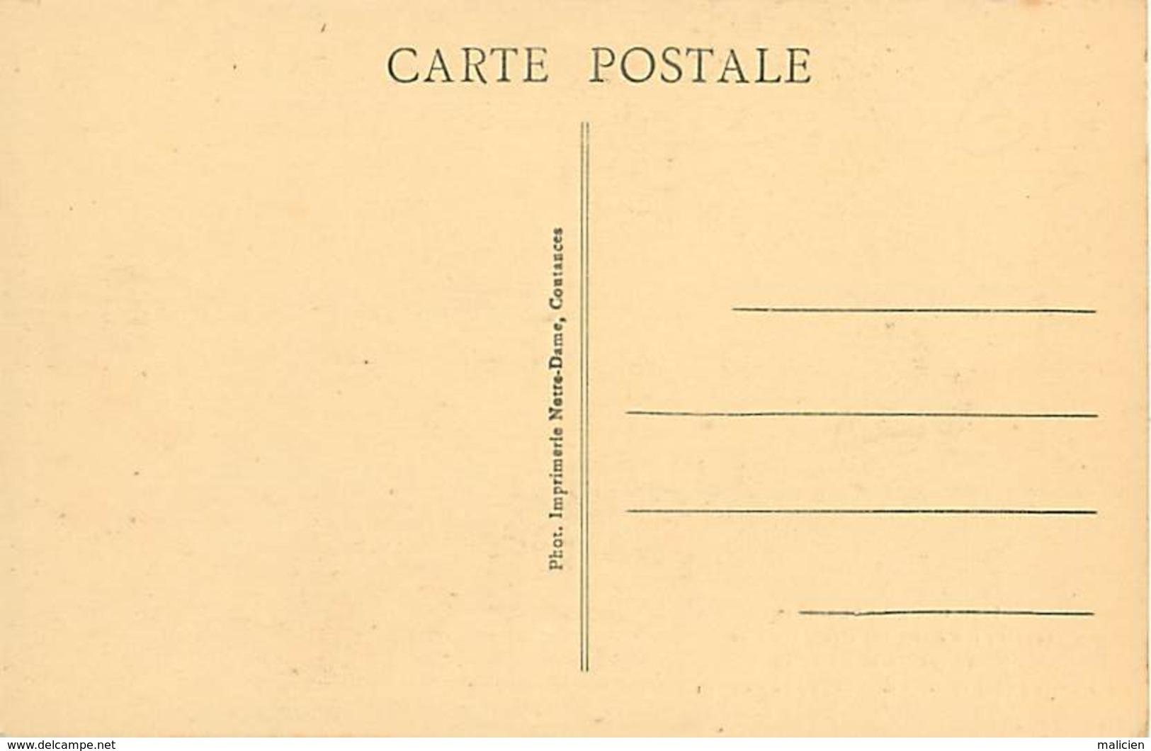 - Thèmes -ref-A511-  Cloches - Cloche Marie De L' Ancien Seminaire De Coutances - Manche - Carte Bon Etat - - Autres