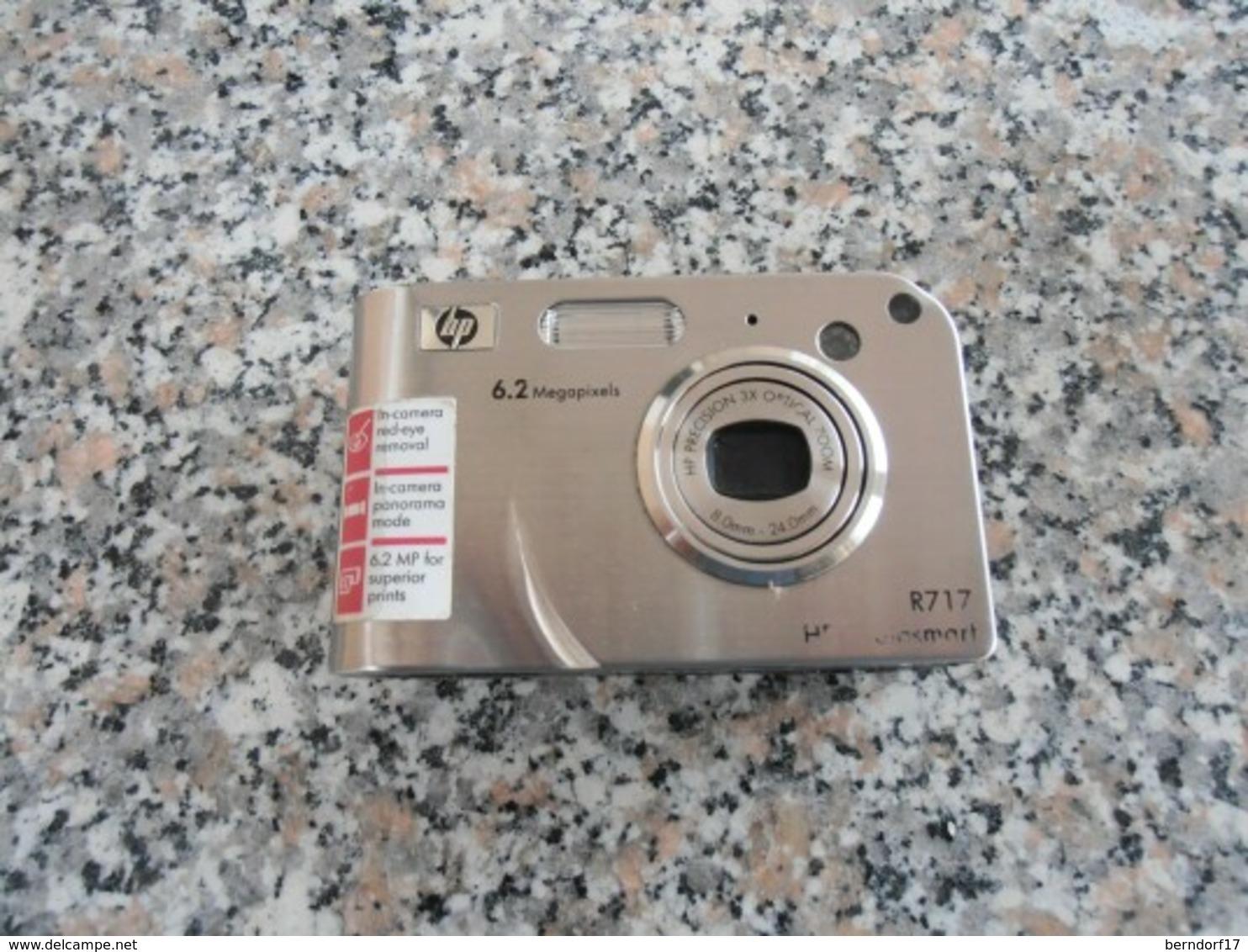 HP R717 - 6.2 Mega Pixels - Cameras