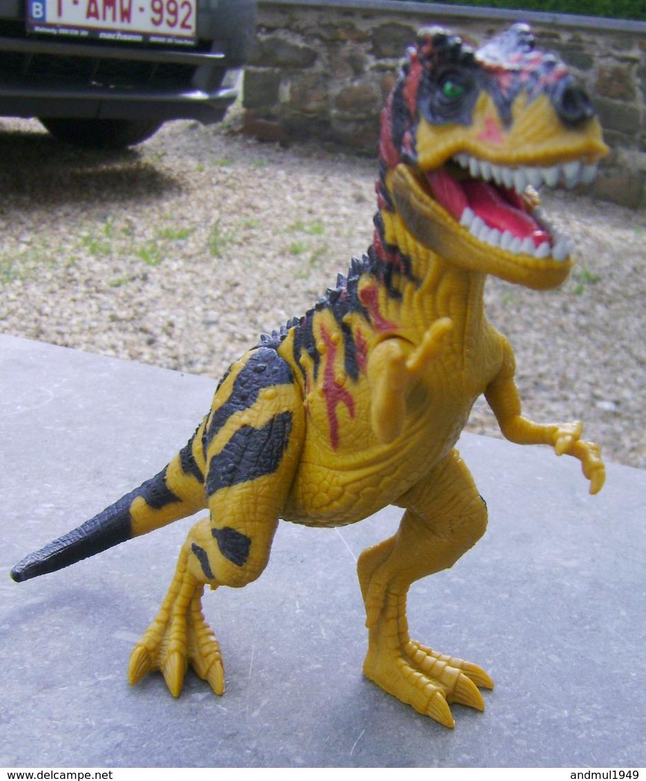 DINOSAURE Articulé - Chap Mei Plastic Toys - Longueur 24 Cm - Figurines
