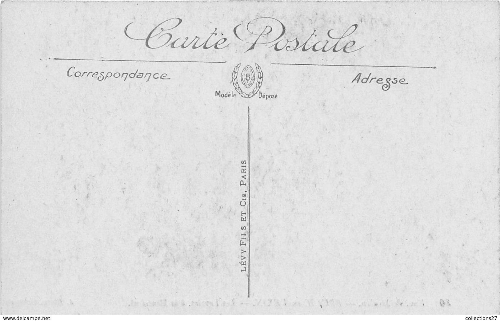 78-BRUEIL-EN-VEXIN- LES LAVOIRS A LA MONTCIENT - France