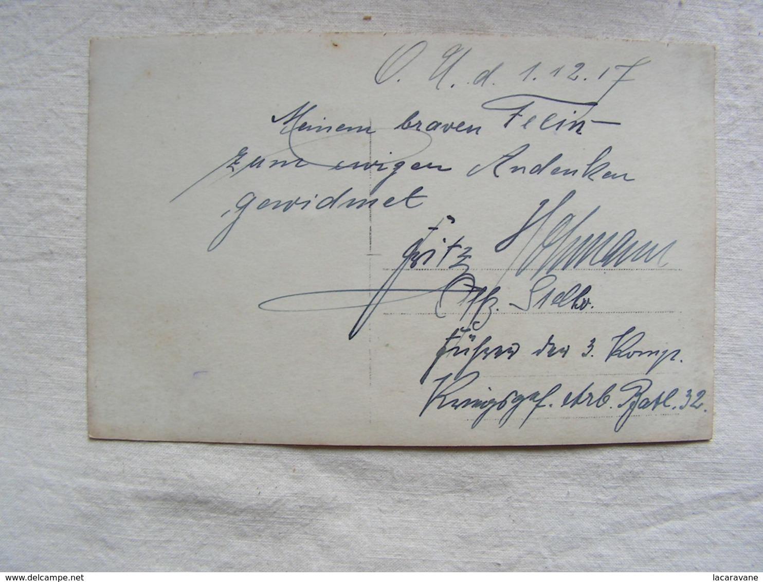 Ww1 Weltkrieg Carte Photo Soldat Allemand Dans Caleche Attelage Pilote ? Avion 151 - Guerre 1914-18