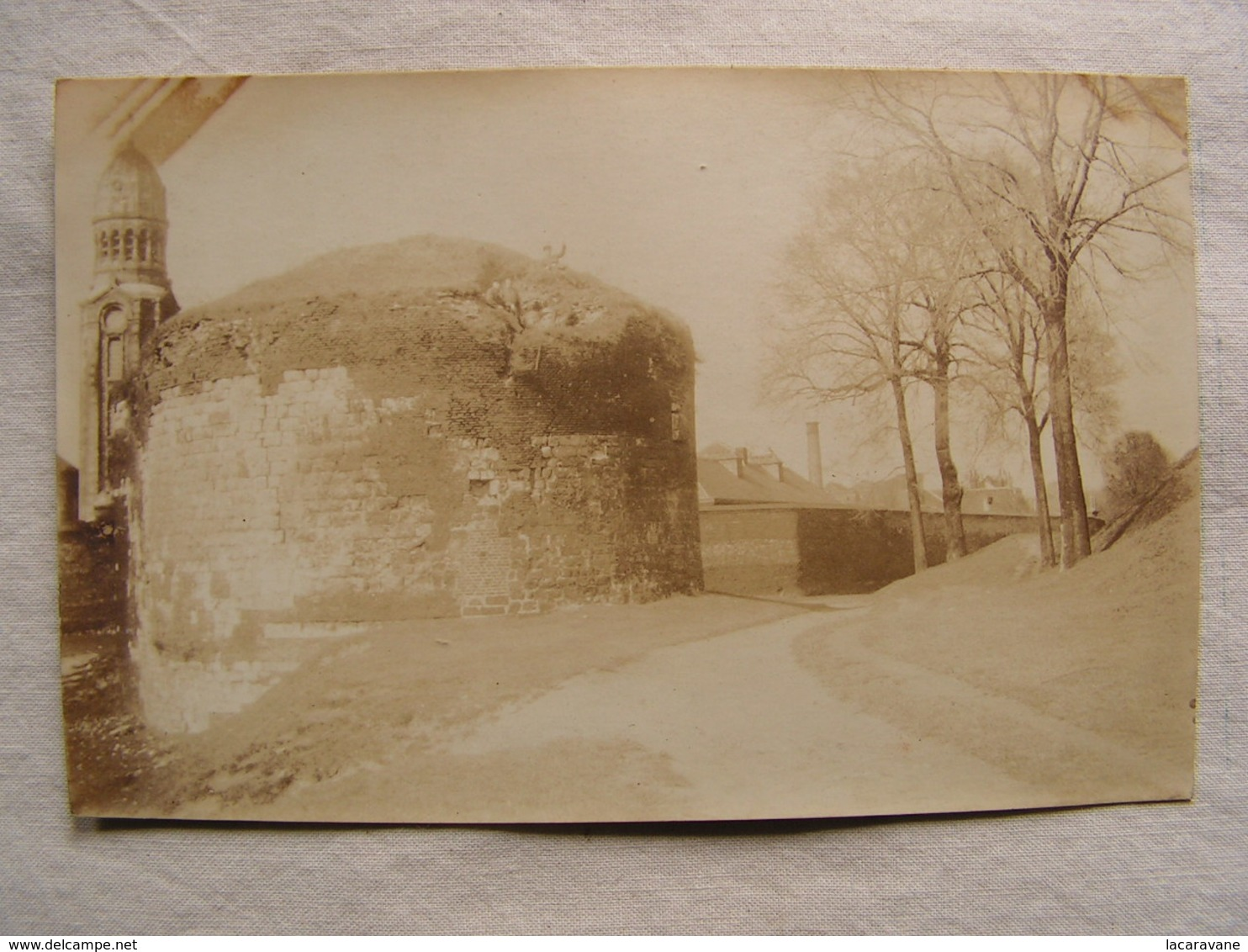 Weltkrieg Ww1 Carte Photo Karte Foto Lille ? 59 Nord ?   A Situer    181 - Guerre 1914-18
