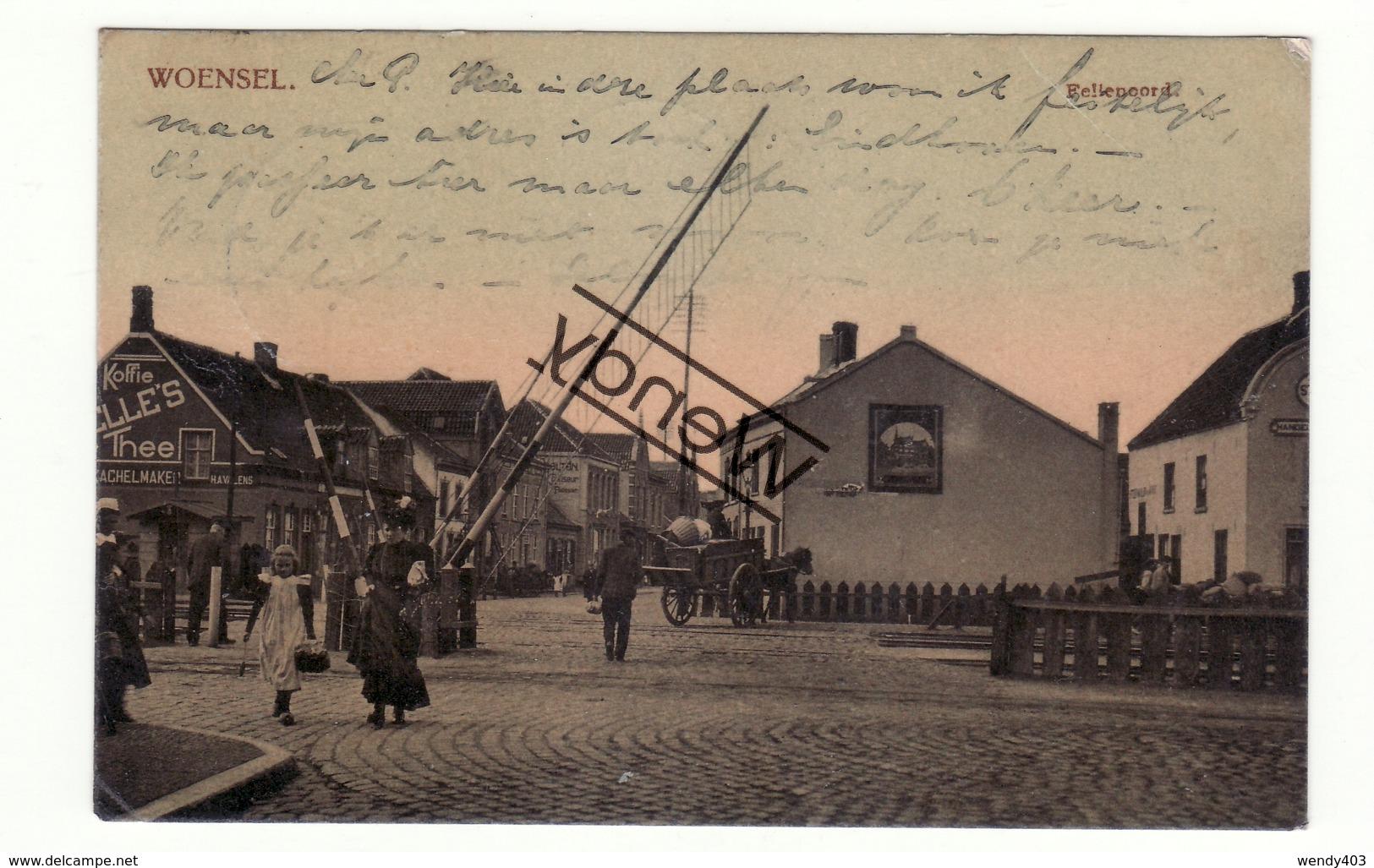 Woensel - Mooie Uitgave - Fellenoord - Station - Niederlande