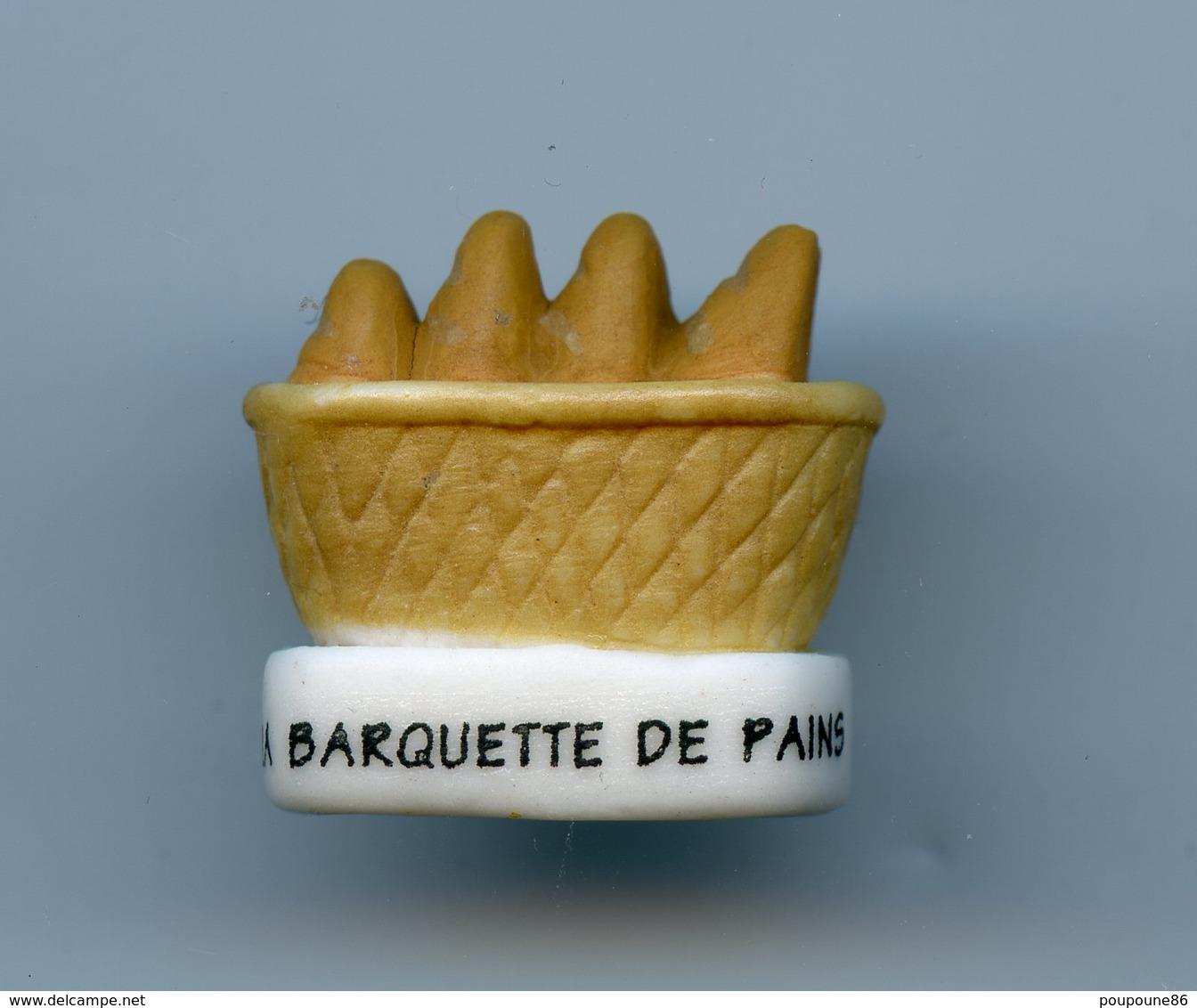 """FEVE - FEVES - """"MEUNIER TU DORS"""" 2003 - MATE - LA BARQUETTE DE PAINS - Charms"""
