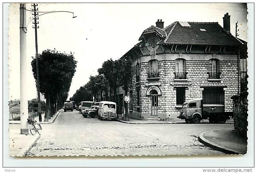 CARRIERES-SUR-SEINE - La Poste - Carrières-sur-Seine