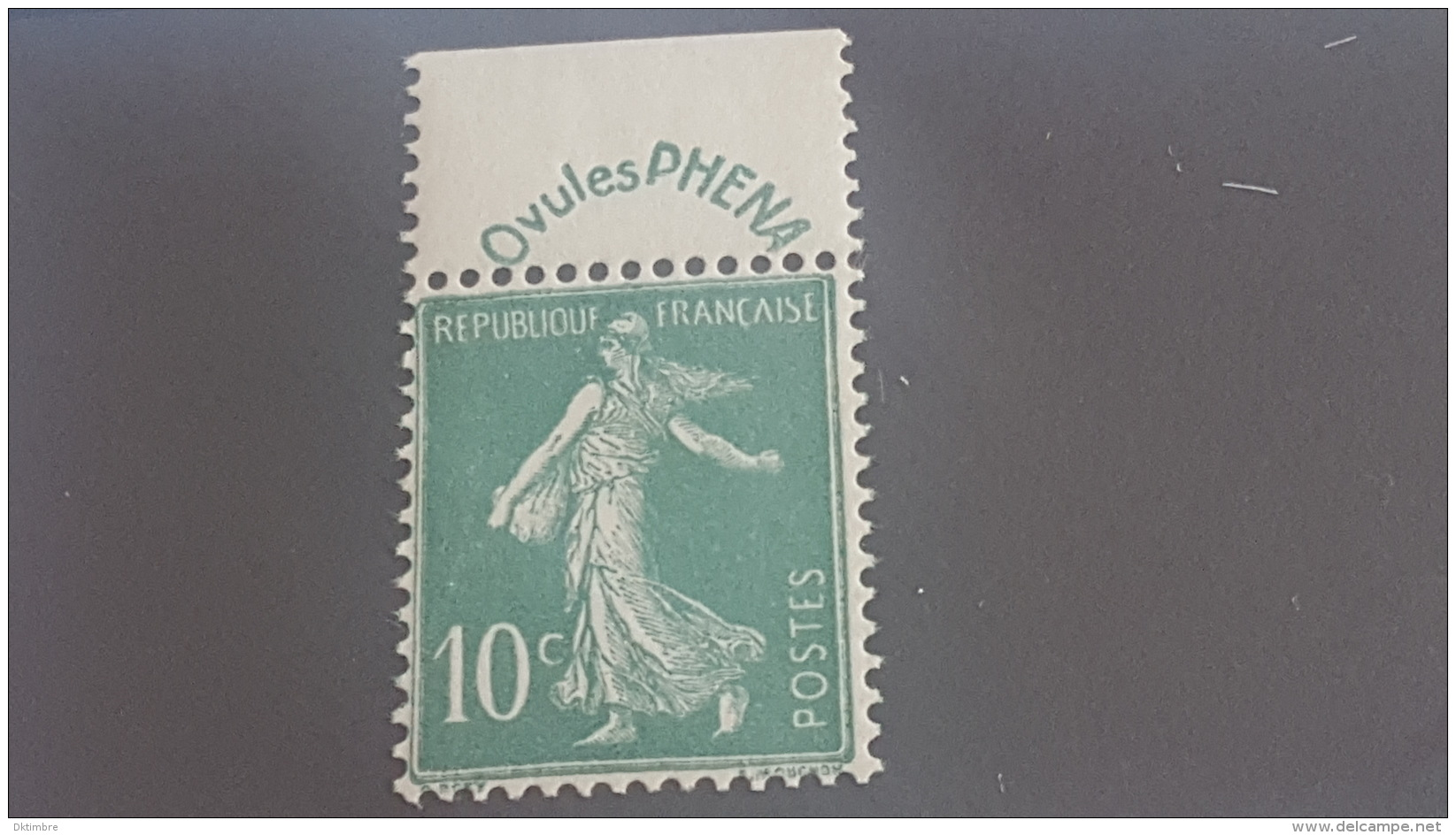 LOT 399771 TIMBRE DE FRANCE NEUF** N°188 VALEUR 65 EUROS - France
