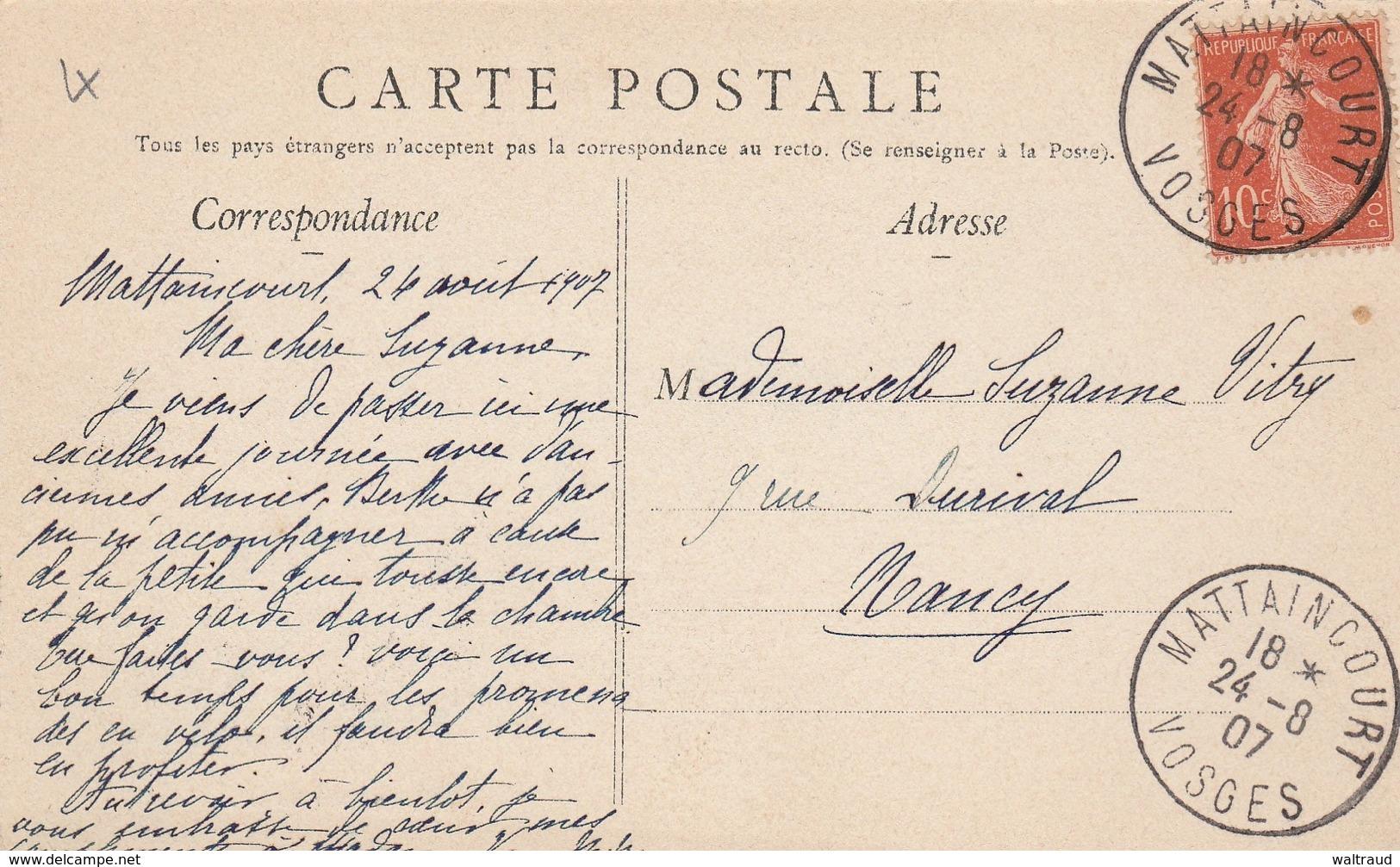 88--MATTAINCOURT--LA POINTE DES ILES--LA MADON--TBE--VOIR SCANNER - France