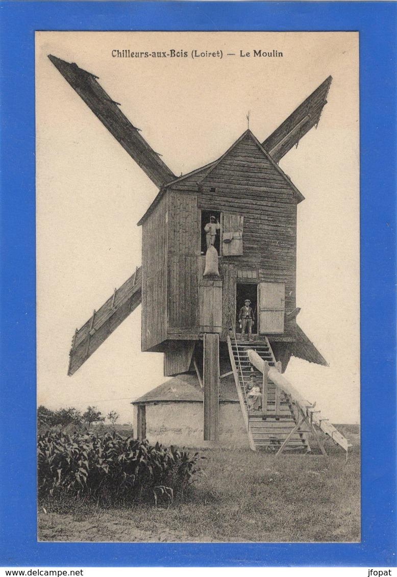 45 LOIRET - CHILLEURS AUX BOIS Le Moulin - Francia
