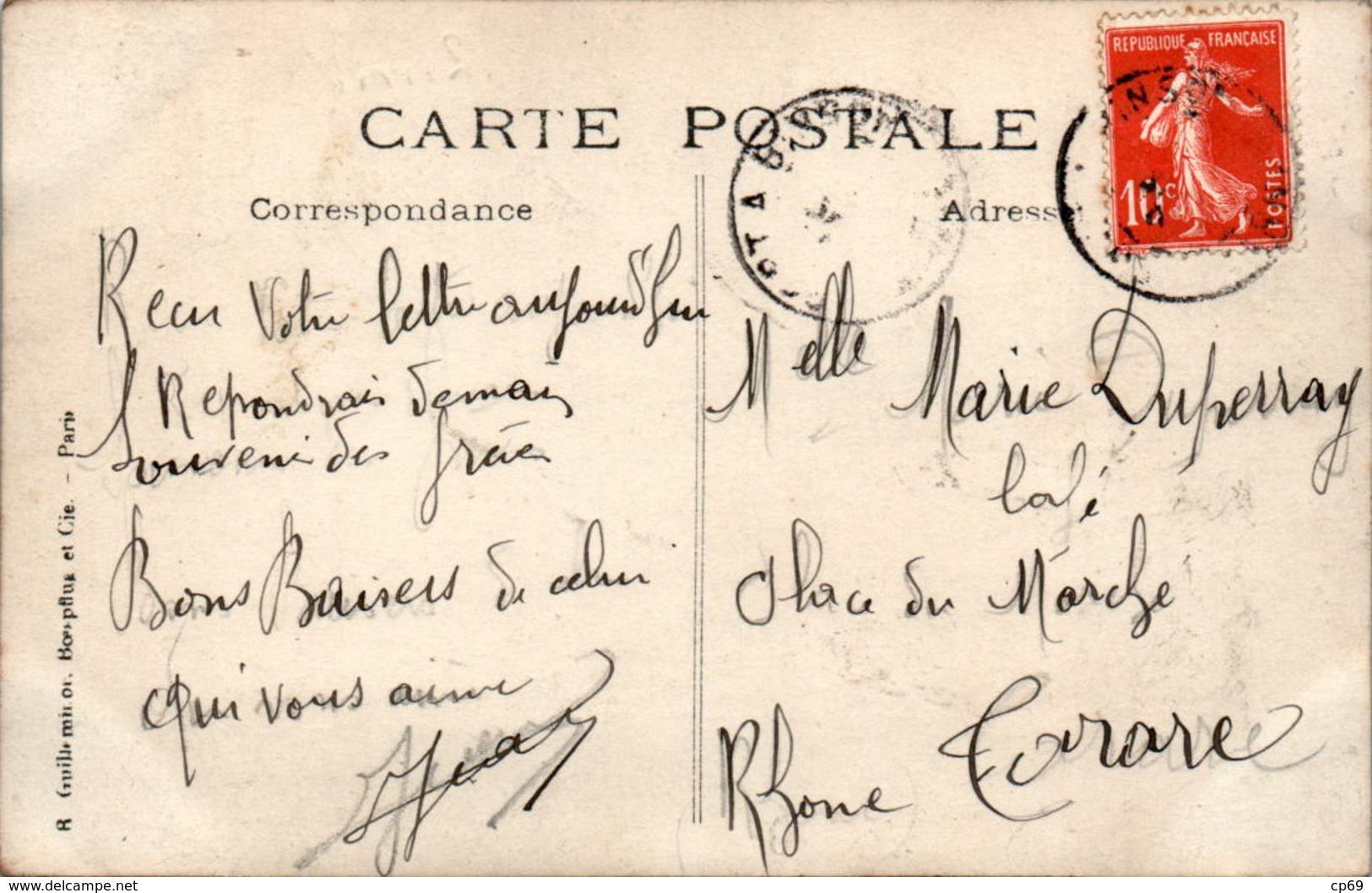 CARTE PHOTO émeute Et Grèves En Champagne 6 ème Régiment De Cuirassiers Dragons Cp Envoyée De Port-à-Binson 1911 MARNE - Autres Communes