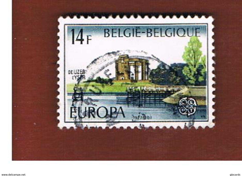 BELGIO (BELGIUM)   - 1976 EUROPA  - USED - 1977