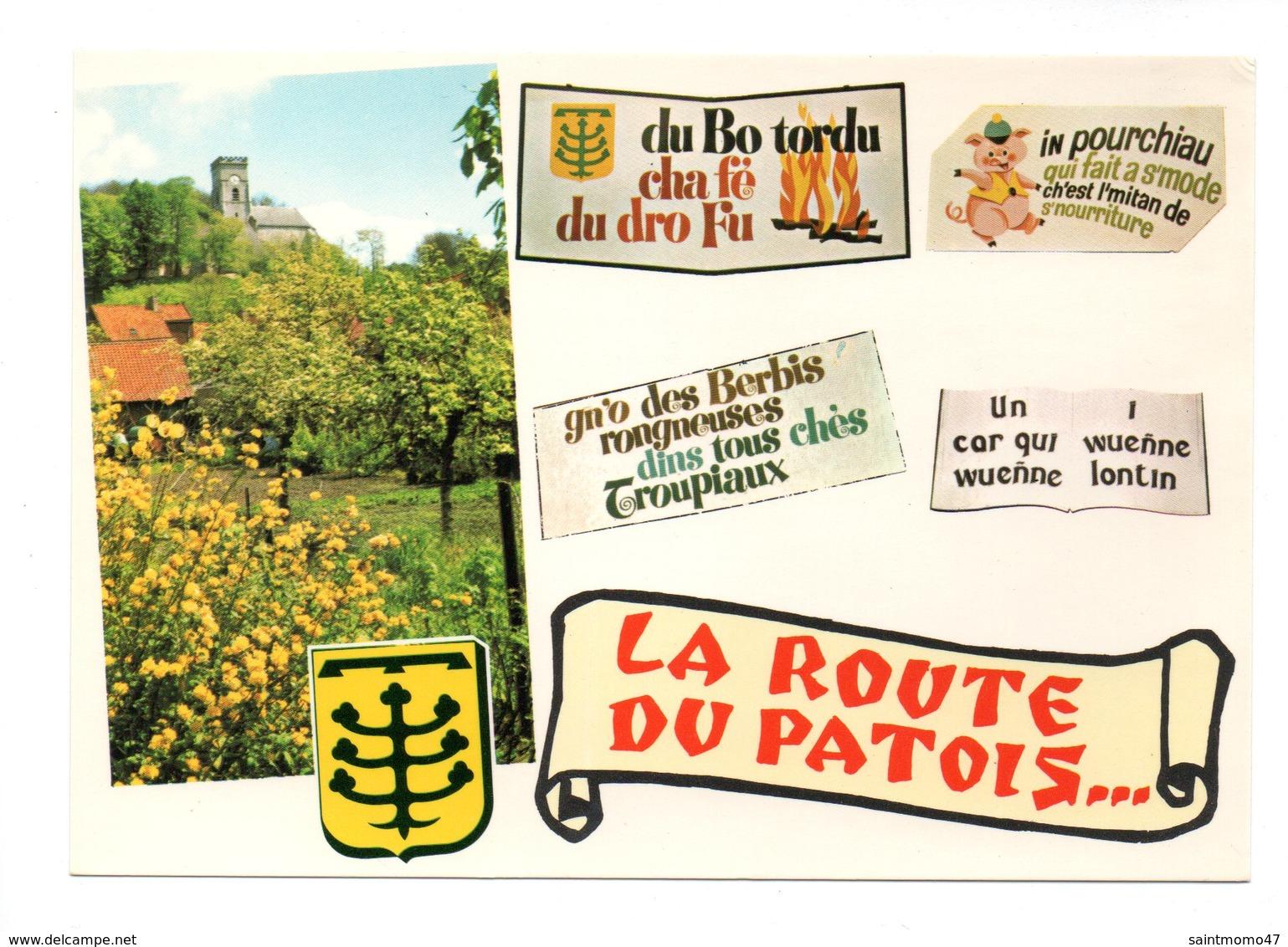LA ROUTE DU PATOIS...  - Réf. N°9752 - - Europe