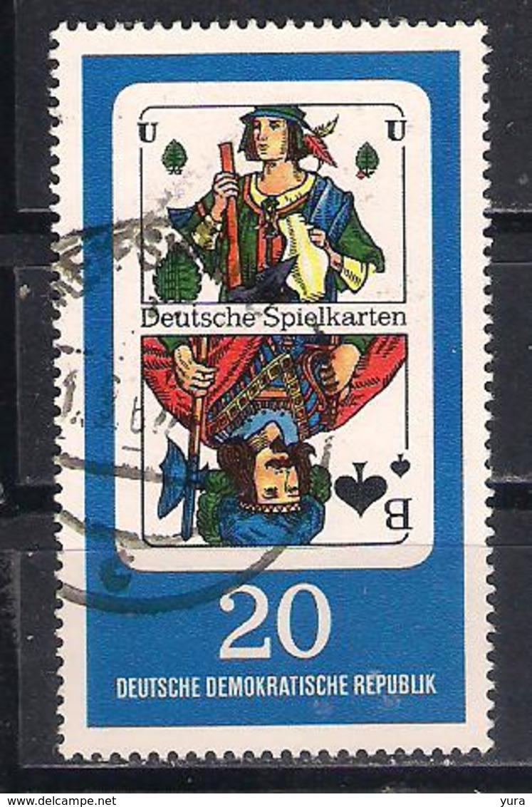 DDR 1967  Mi Nr    1300     (a4p30) - Giochi