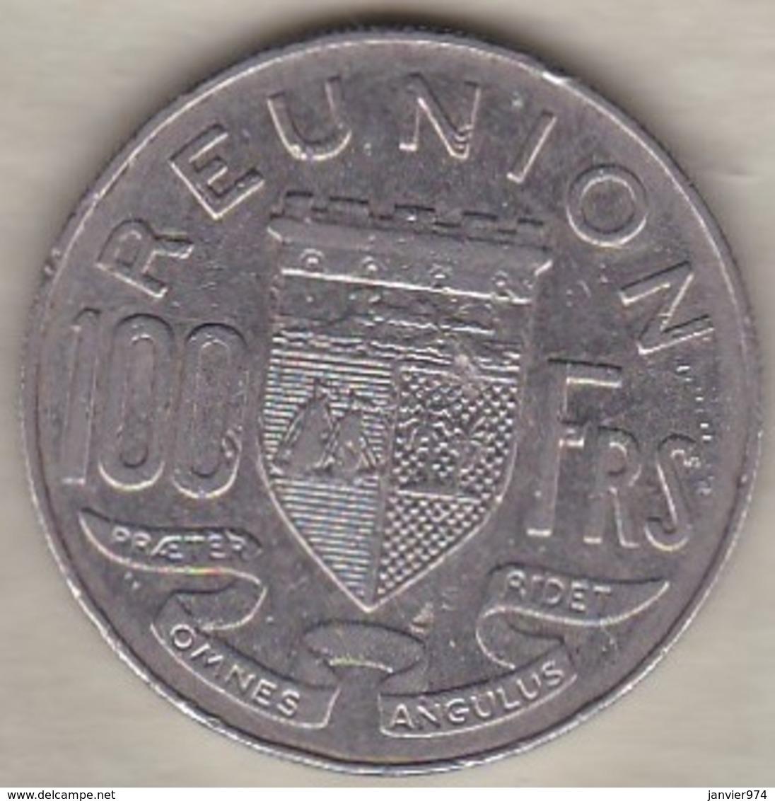 ILE DE LA REUNION. 100 FRANCS 1964 - Réunion