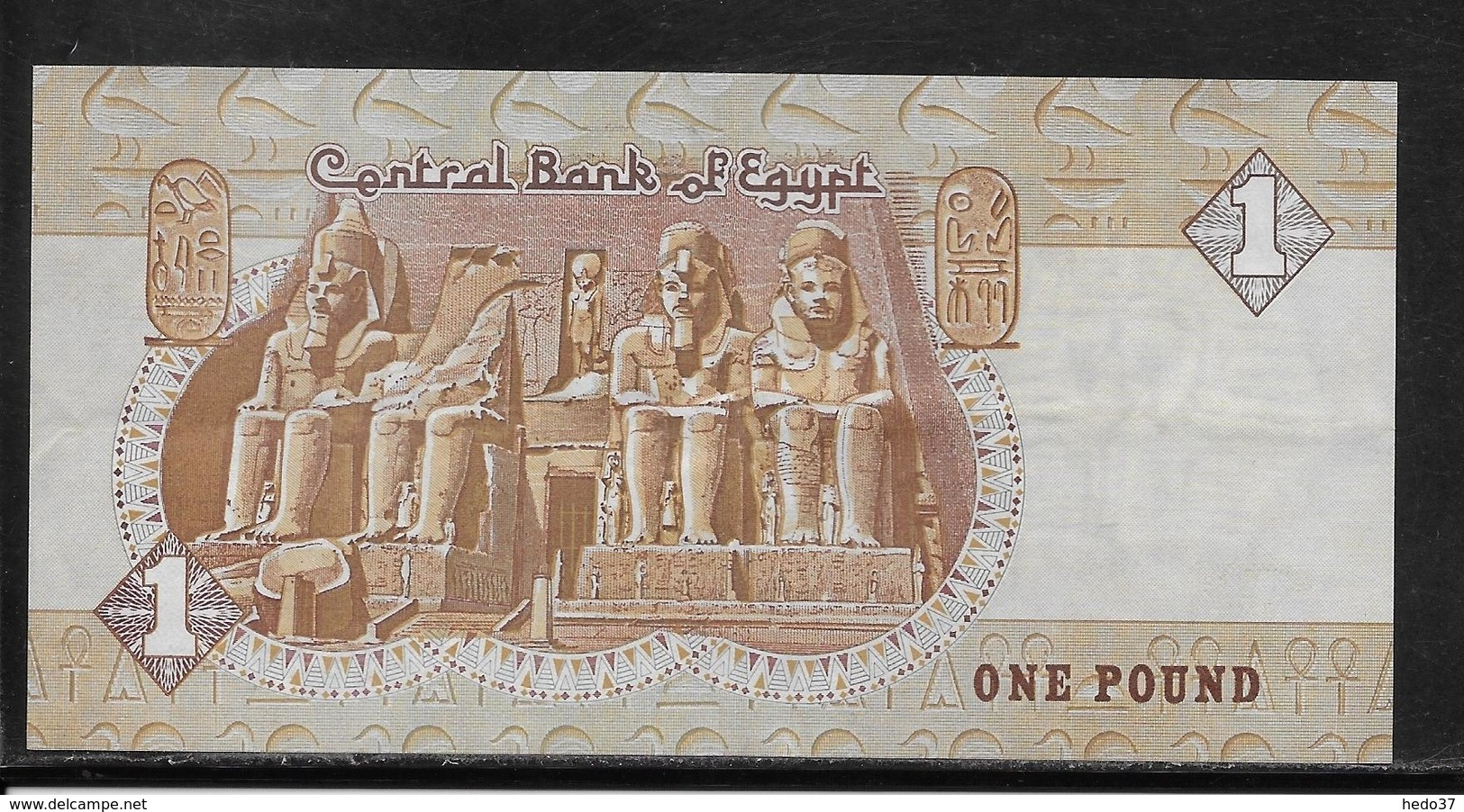 Egypte - 1 Pound - Pick N°50 B  - SUP - Egypt