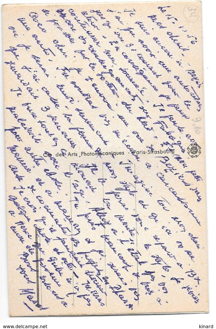 CPA.   BEZIERS...A SYSTEME DEPLIANTE.  OUVREZ LE COFFRE...  TBE ..1956...VOIR SCAN - Beziers