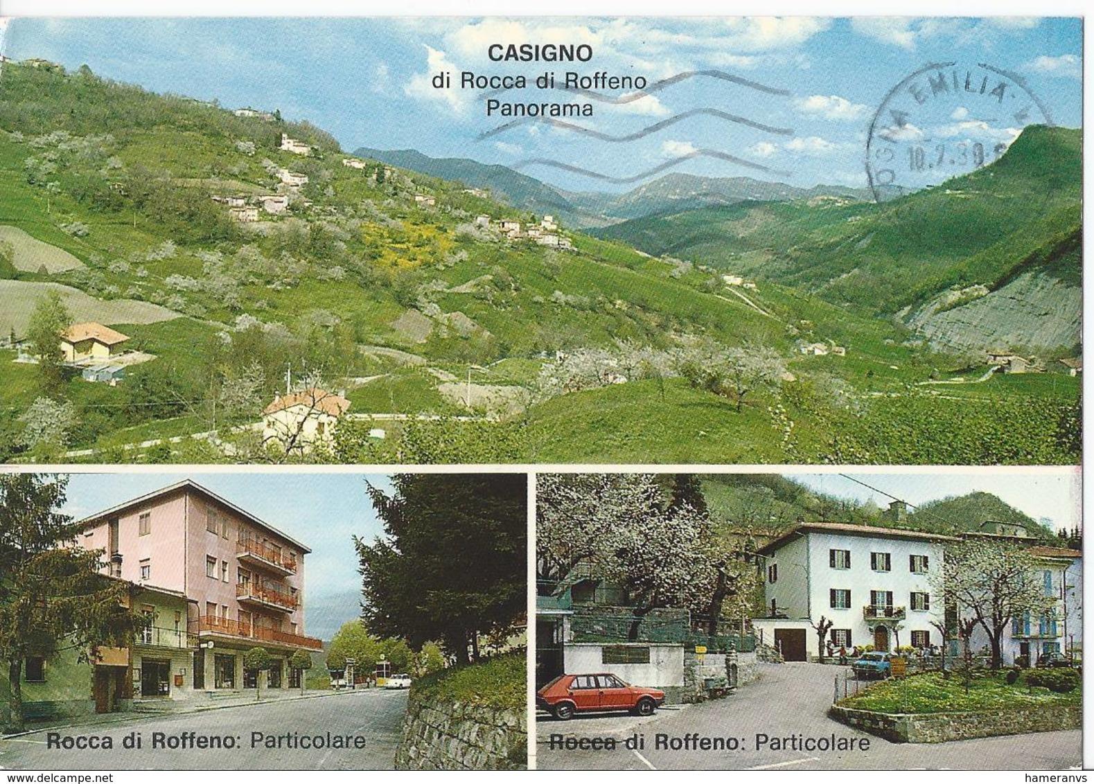 Casigno Di Rocca Di Roffeno - Panorama - Bologna - H4516 - Bologna