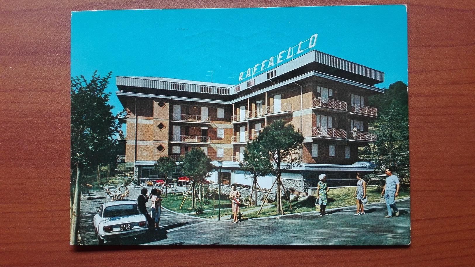 Chianciano Terme - Grand Hotel Raffaello - Italie