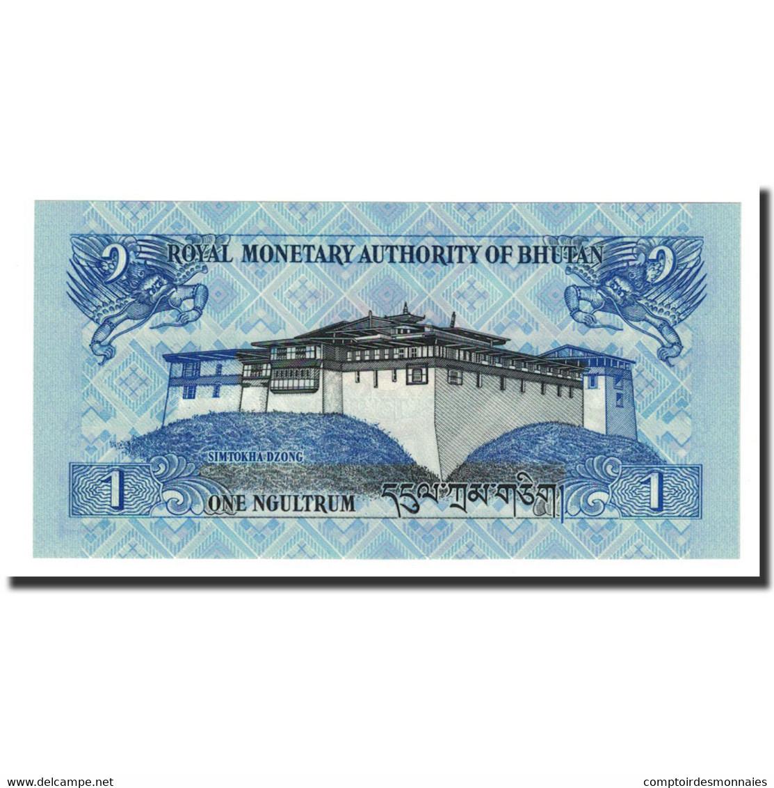 Billet, Bhoutan, 1 Ngultrum, 2013, NEUF - Bhoutan
