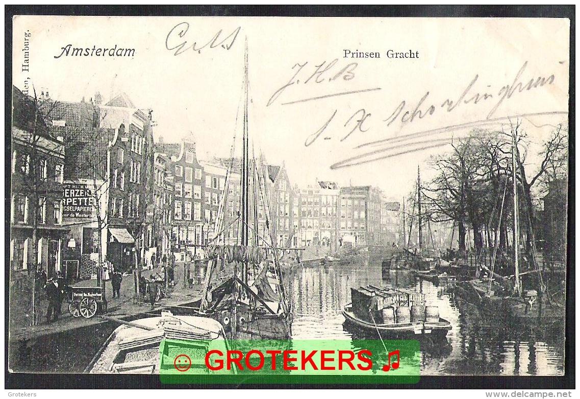 AMSTERDAM Prinsengracht 1901 - Amsterdam