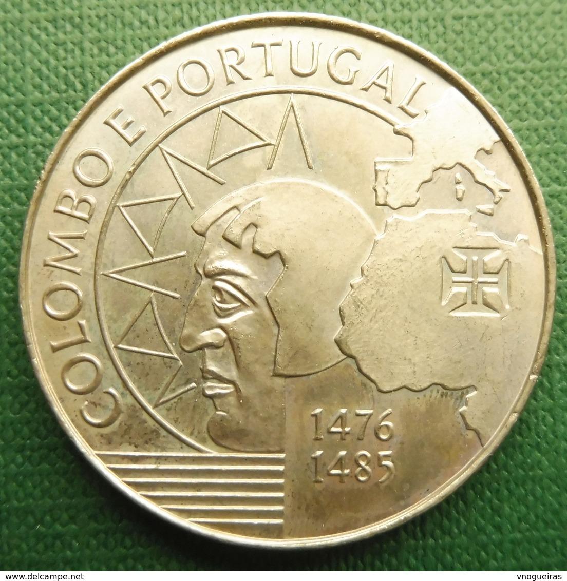 Portugal | 200 Escudos 1991 Colombo E Portugal | KM 658 |  UNC - Portugal