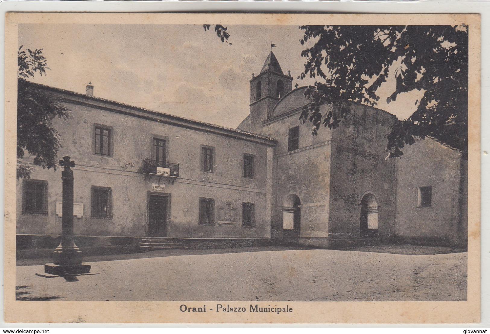 ORANI-MUNICIPIO - Nuoro